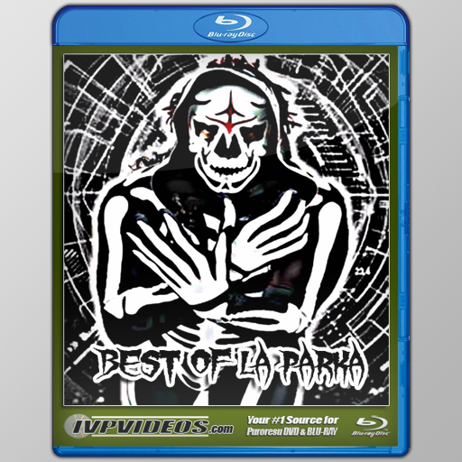 Best of La Parka (2 Discs Blu-Ray with Cover Art)